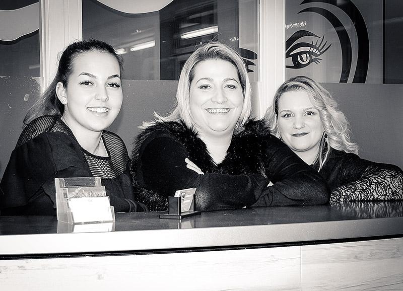 Eyecatcher - Der Salon Mitarbeiter